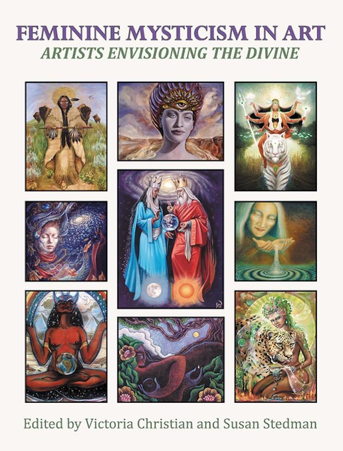 Victoria Christian's dream-bridged visionary art book