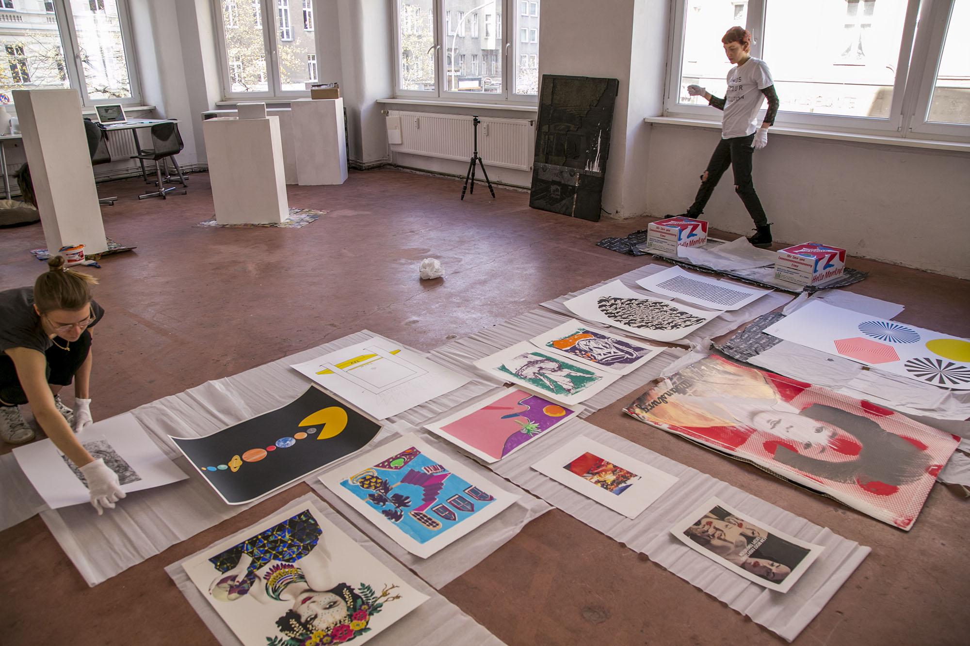 SomoS Gallery | Berlin, Germany