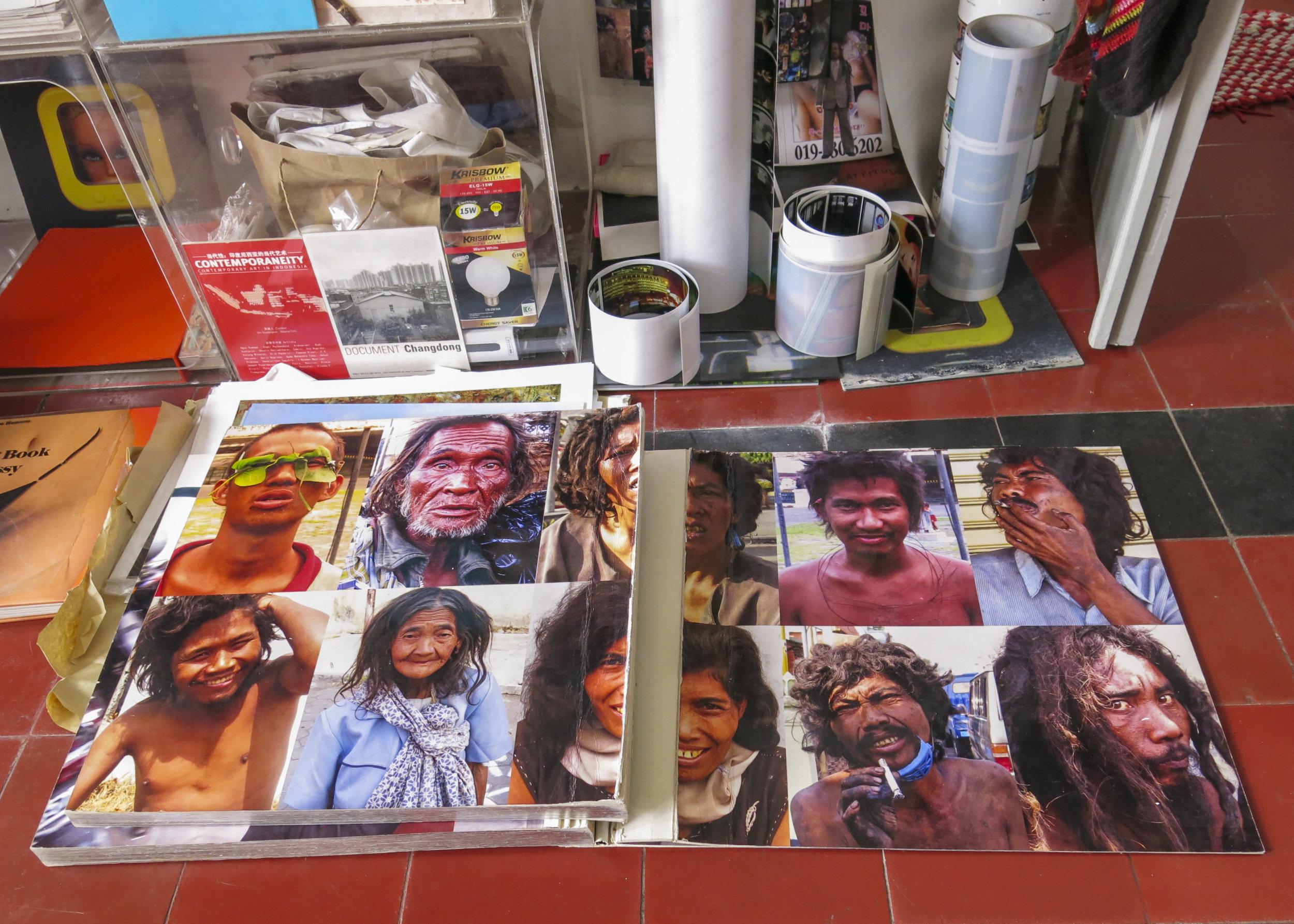 Photographer Anki Purabano's Home Studio | Yogyakarta, Indonesia