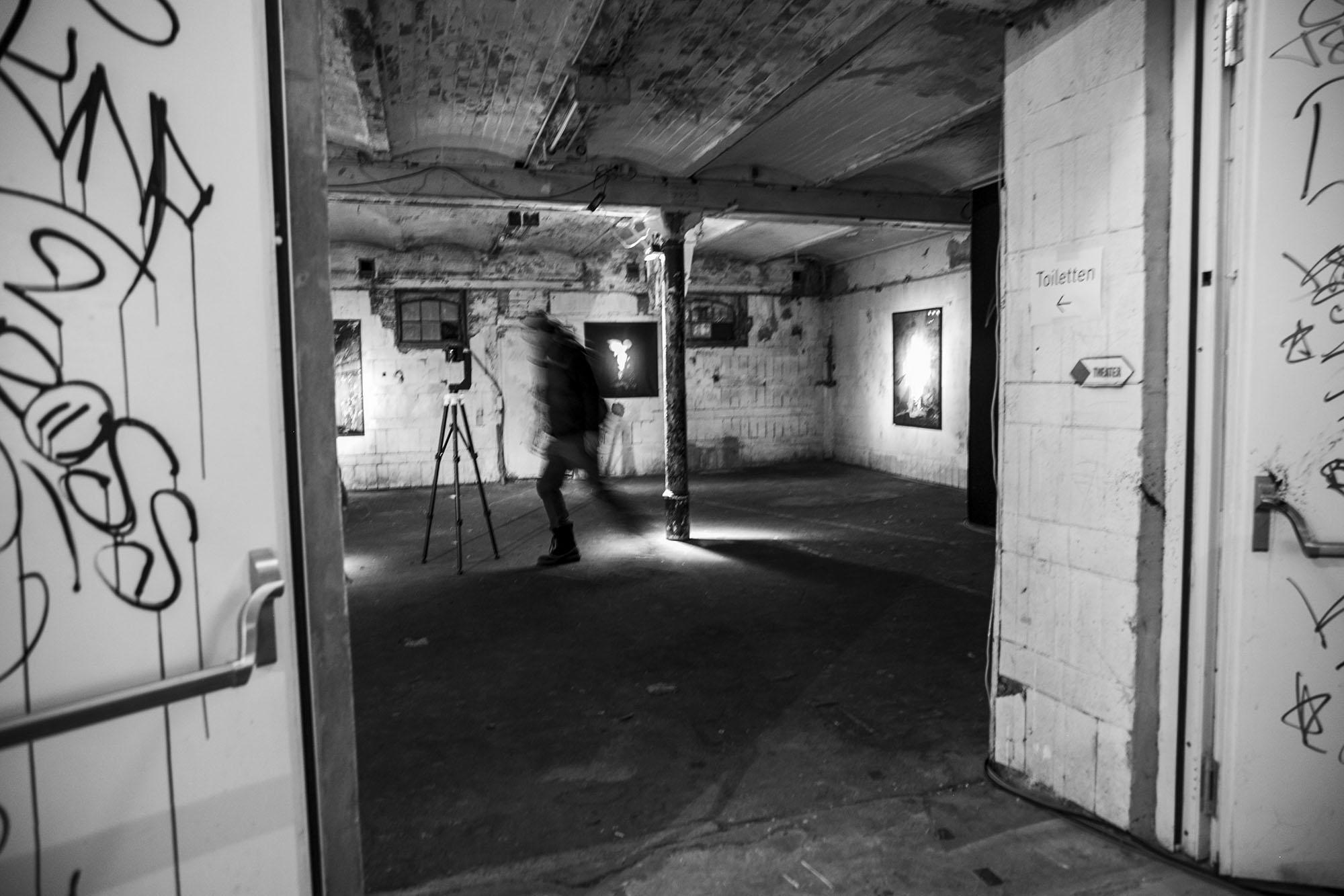 LOST - 48 hr art festival | Berlin, Germany