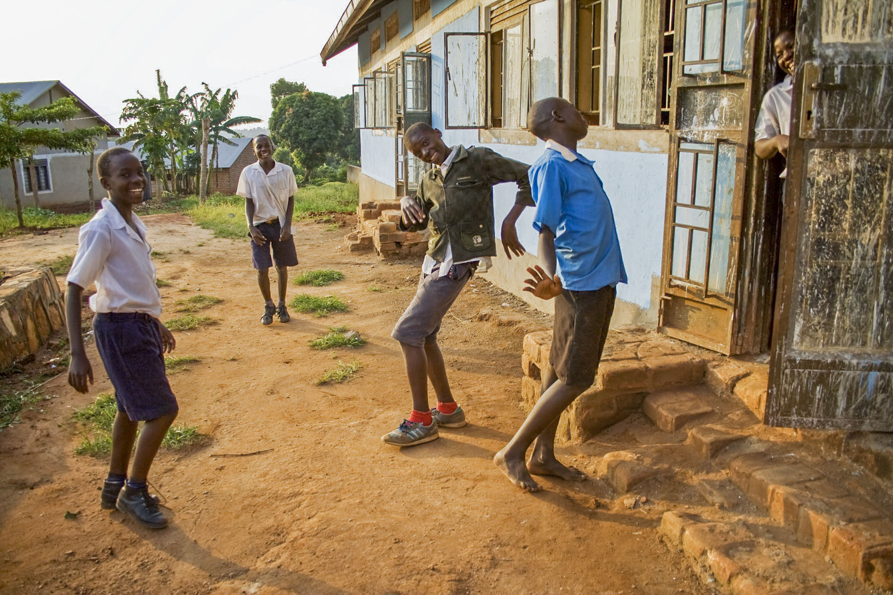 Nantwala village, Uganda