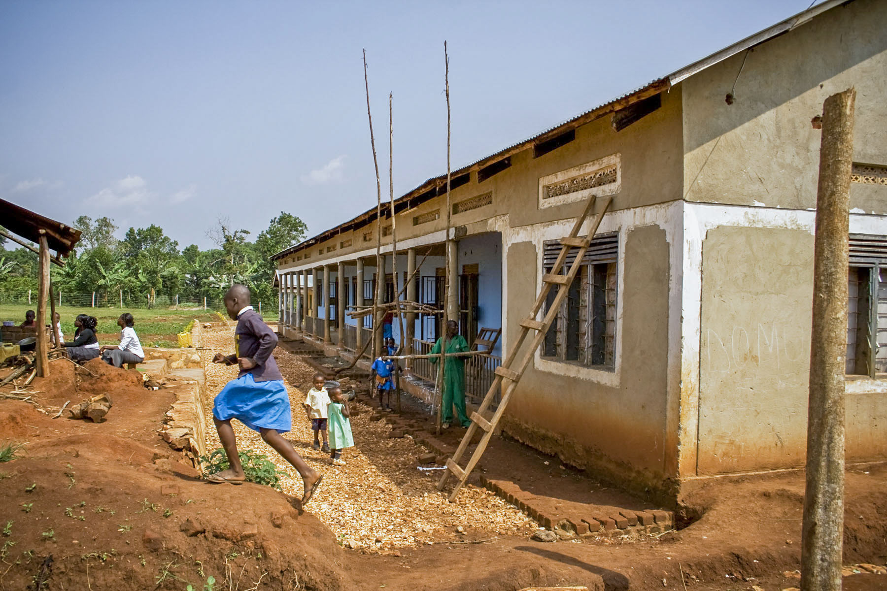 Erinah Manjeri Primary School, Nantwala, Uganda