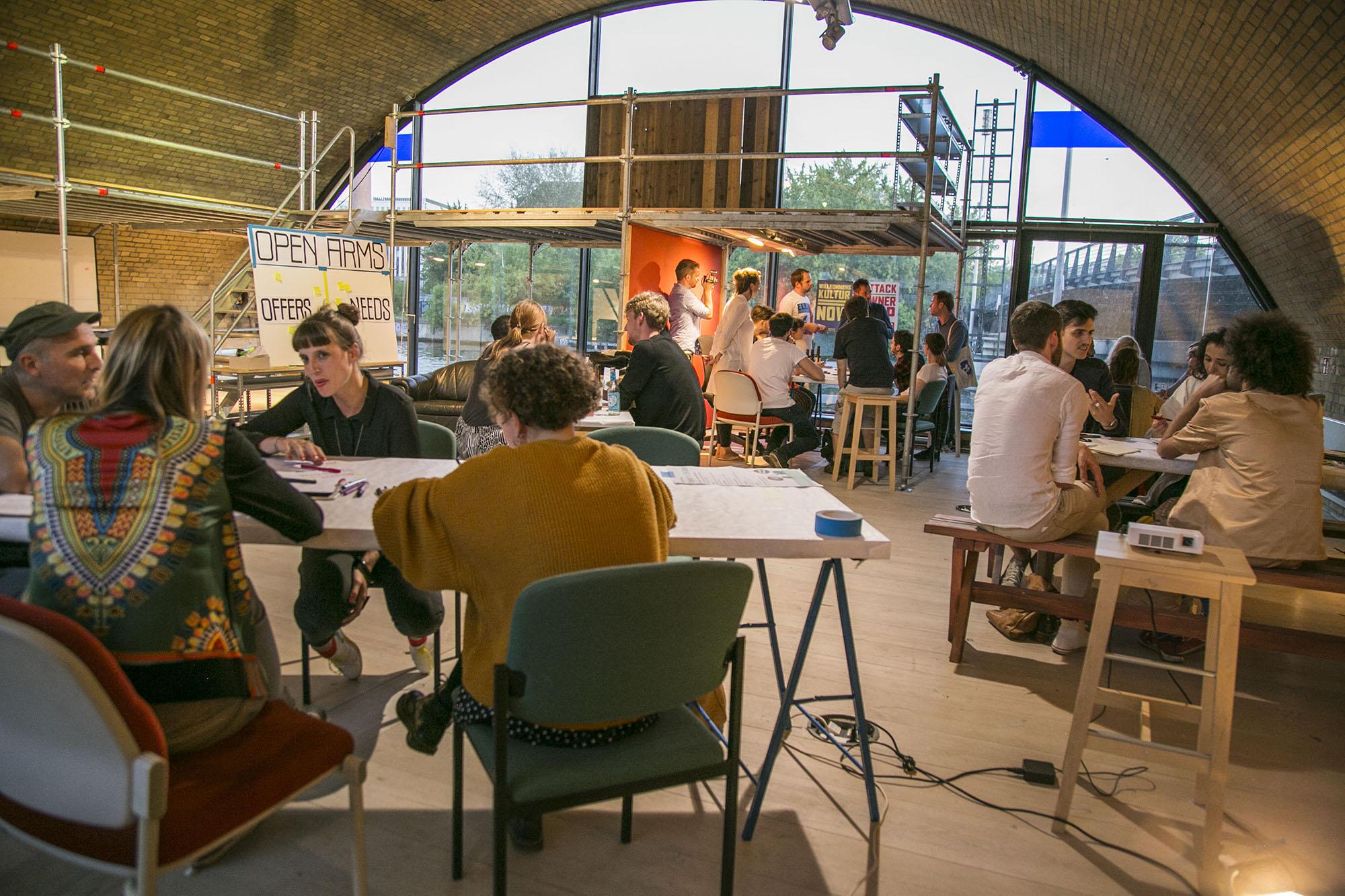 Workshop by the Kollectiv | Berlin, Germany