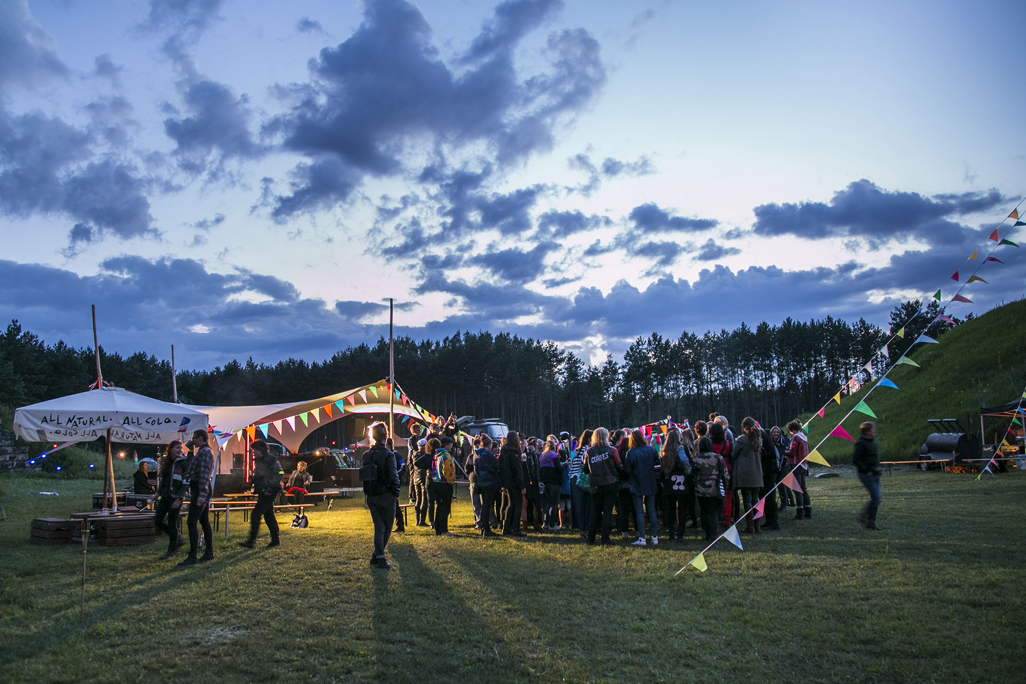 Petrolettes Festival (Neuhardenberg airfield, Germany)
