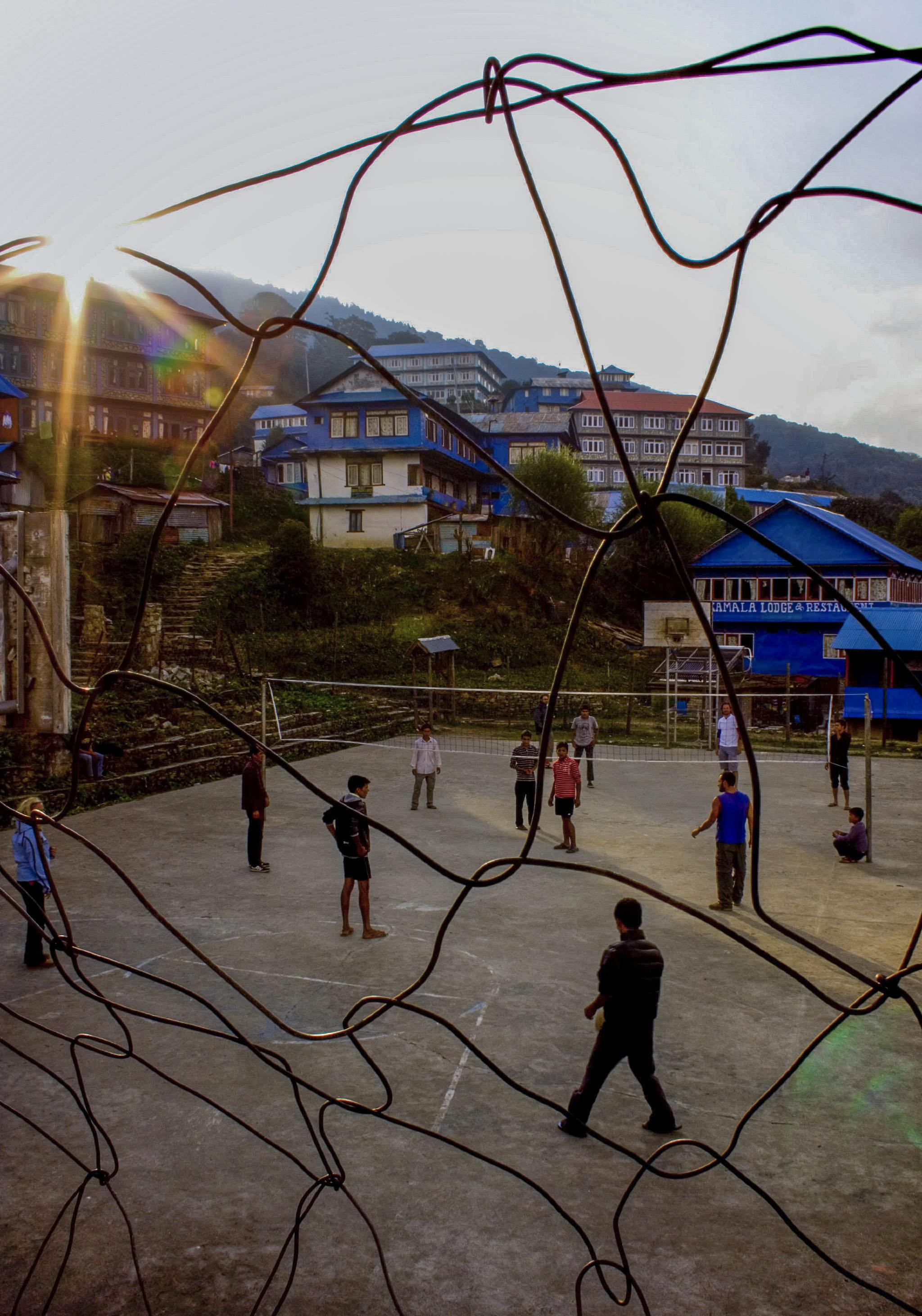 Ghandruk,Nepal