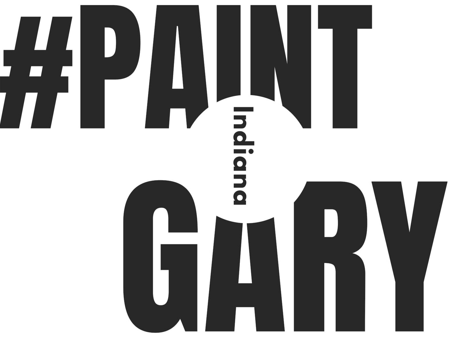 Project 01> - #PAINTGARY.
