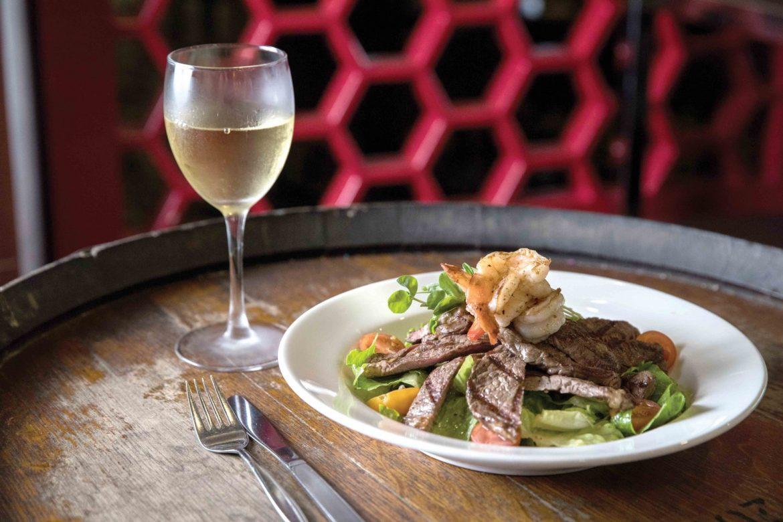 cazalys reef n beef salad.jpg