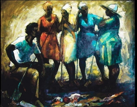 Broom Crew, Barrington Watson, Jamaica, 1976