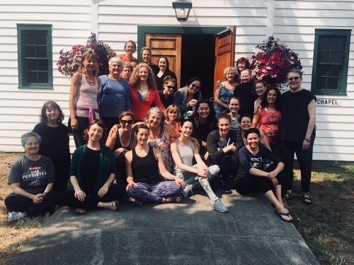 "August 4-11, 2019    Fort Worden State Park, Port Townsend, Washington   In Association with Centrum     ""Student-Centered Somatics, Dance Technique, Repertory, Creative Movement, Laban Movement Analysis and Pedagogy""    Founder and Director: Bill Evans   For Established and Emerging Dance Educators (and younger dancers interested in a somatic-based, student-centered intensive workshop)         Evans Teacher Certification & Recertification Workshop  August 4-11, 2019     ""Somatics, Evans Technique, Pedagogy Seminar, Teaching Lab, Laban Movement Analysis, Creative Movement""    Directors: Bill Evans, Melissa Hauschild-Mork and Debra Knapp   For Certified Evans Teacher Candidates and Certified Teachers Seeking Renewal"