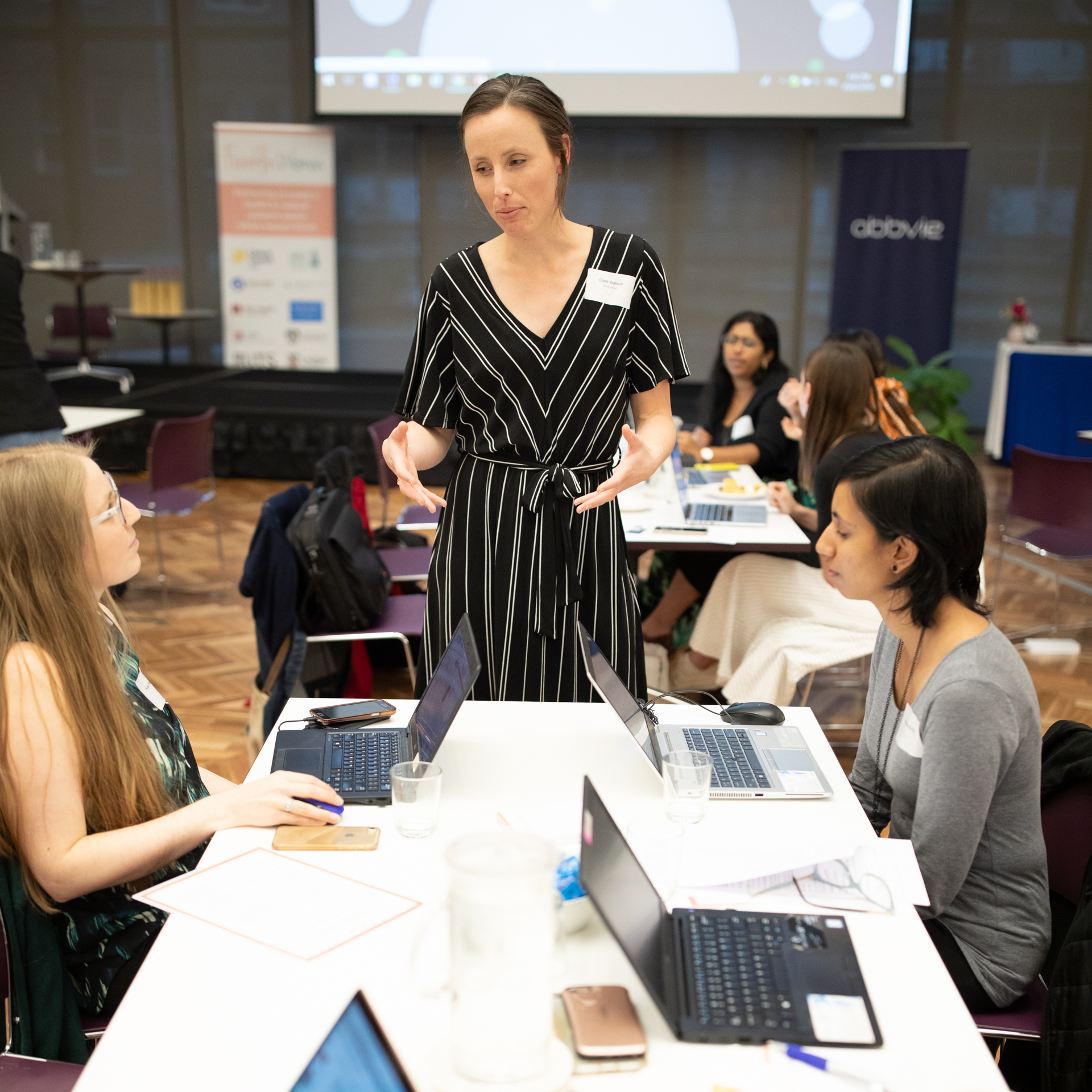 Franklin Women hosted a Wikipedia Edit-a-thon in July 2019 to boost the number of Australian women in science represented on the open access online encyclopaedia.