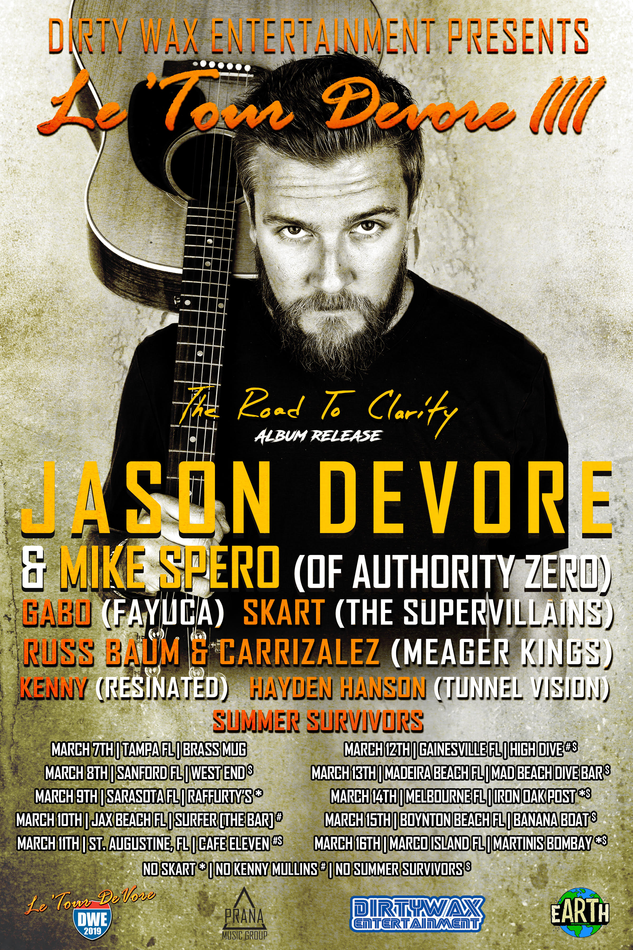 Le' Tour DeVore IV Tickets On Sale Now!!!