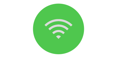 Internet and WiFi -