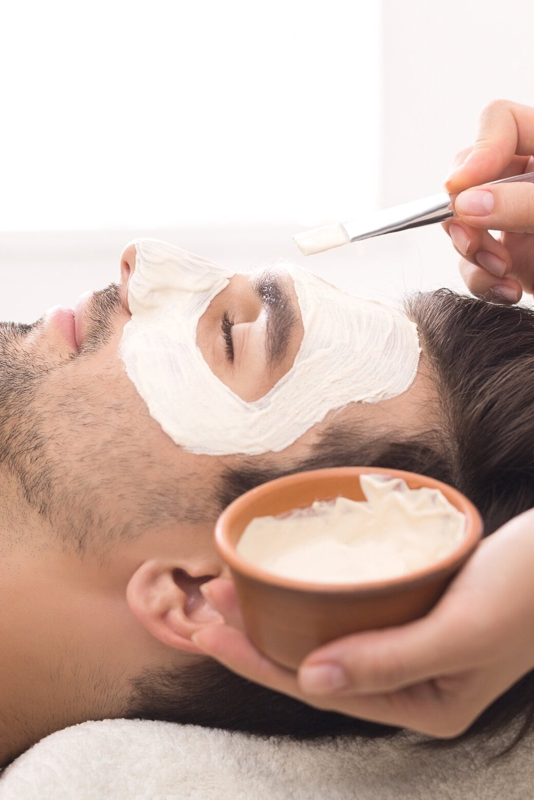 75 min | $175.00 - Relax and enjoy yourself as lines and wrinkles are minimized. Your skin's complexion is left smooth, firm and rejuvenated after this highly effective - advanced treatment.Deep Cleanse, Microdermabrasion, Specialty Mask, Hydrating Eye Treatment and Dewy Lip Treatment.- also including : facial, neck & shoulder massage -