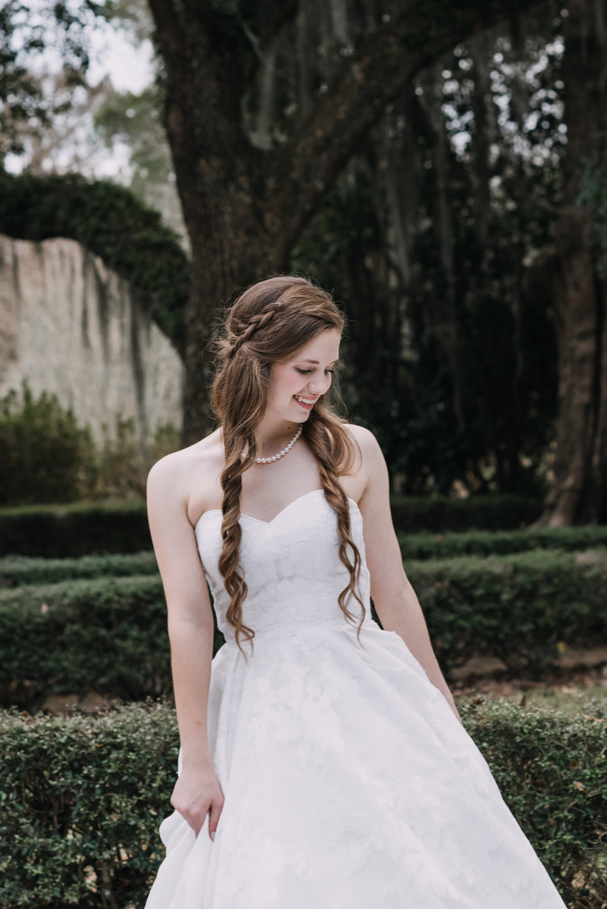Bridal Shoot-Baton Rouge
