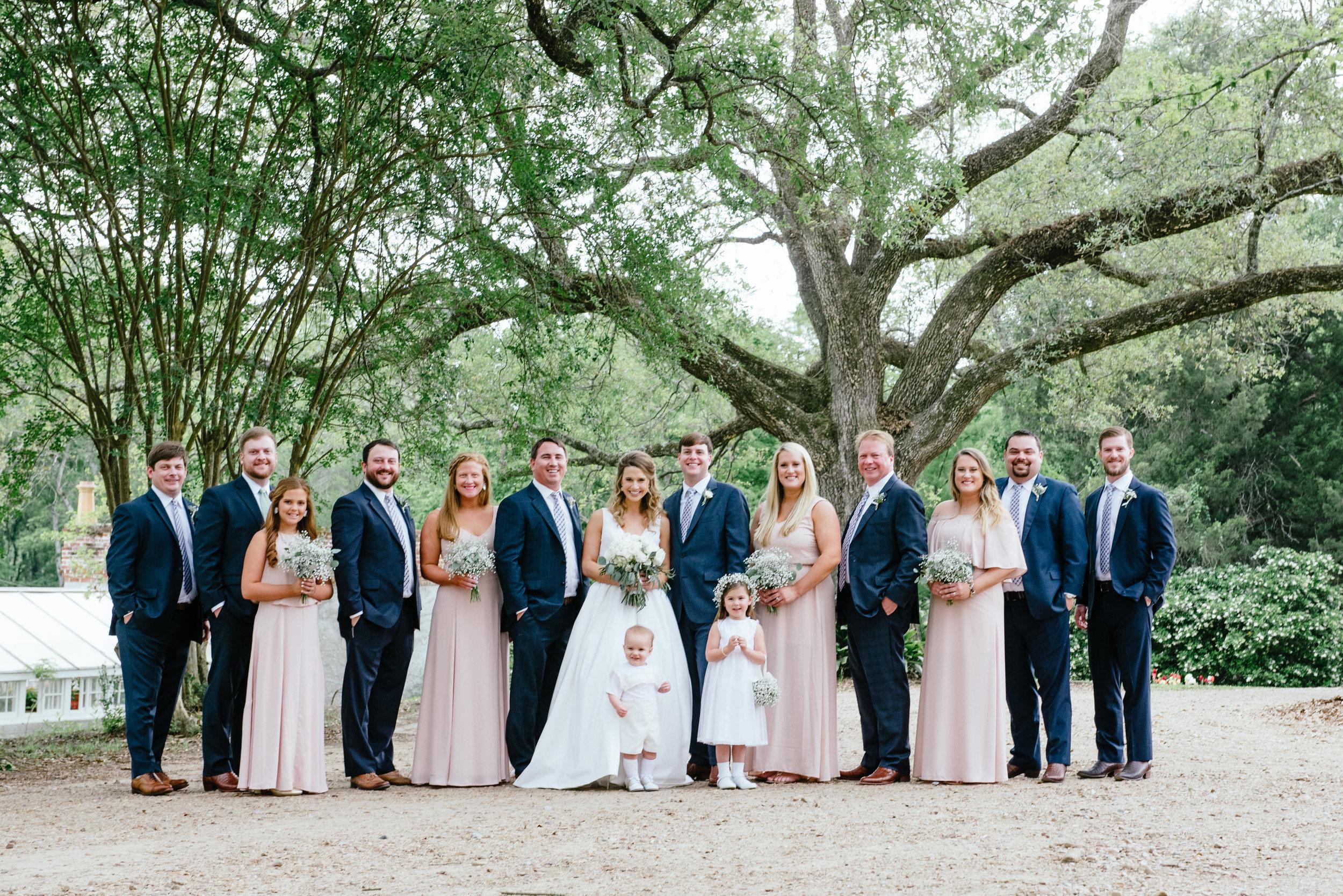 Wedding Dunleith Plantation Natchez Mississippi Wedding Photographer