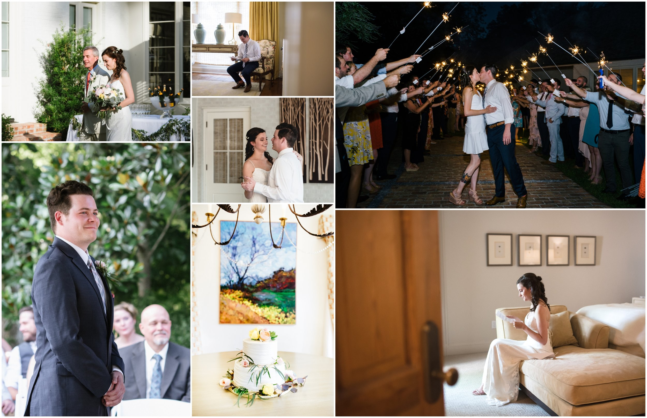 """Jamey was so flexible and professional. We got a sneak peak of our photos very quickly. I definitely recommend Jamey at Grace Photographer LLC as the photographer for any special event!"" Rachel"
