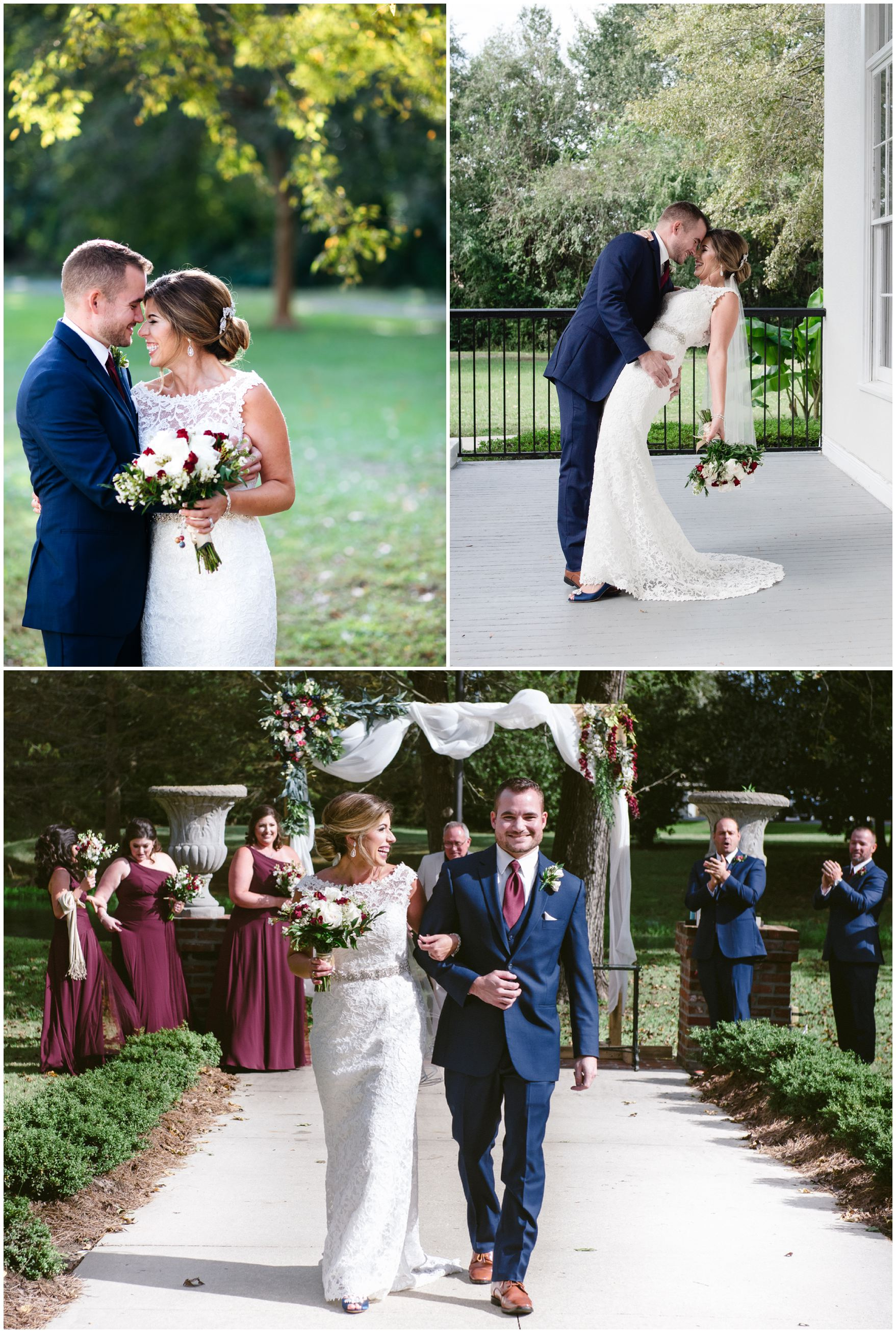 """Jamey was incredible! Our photos are breathtaking and she was truly a great addition to our day. She was so gracious and patient with all of our questions. This will be the best investment you make for your wedding day!"" Jodi"