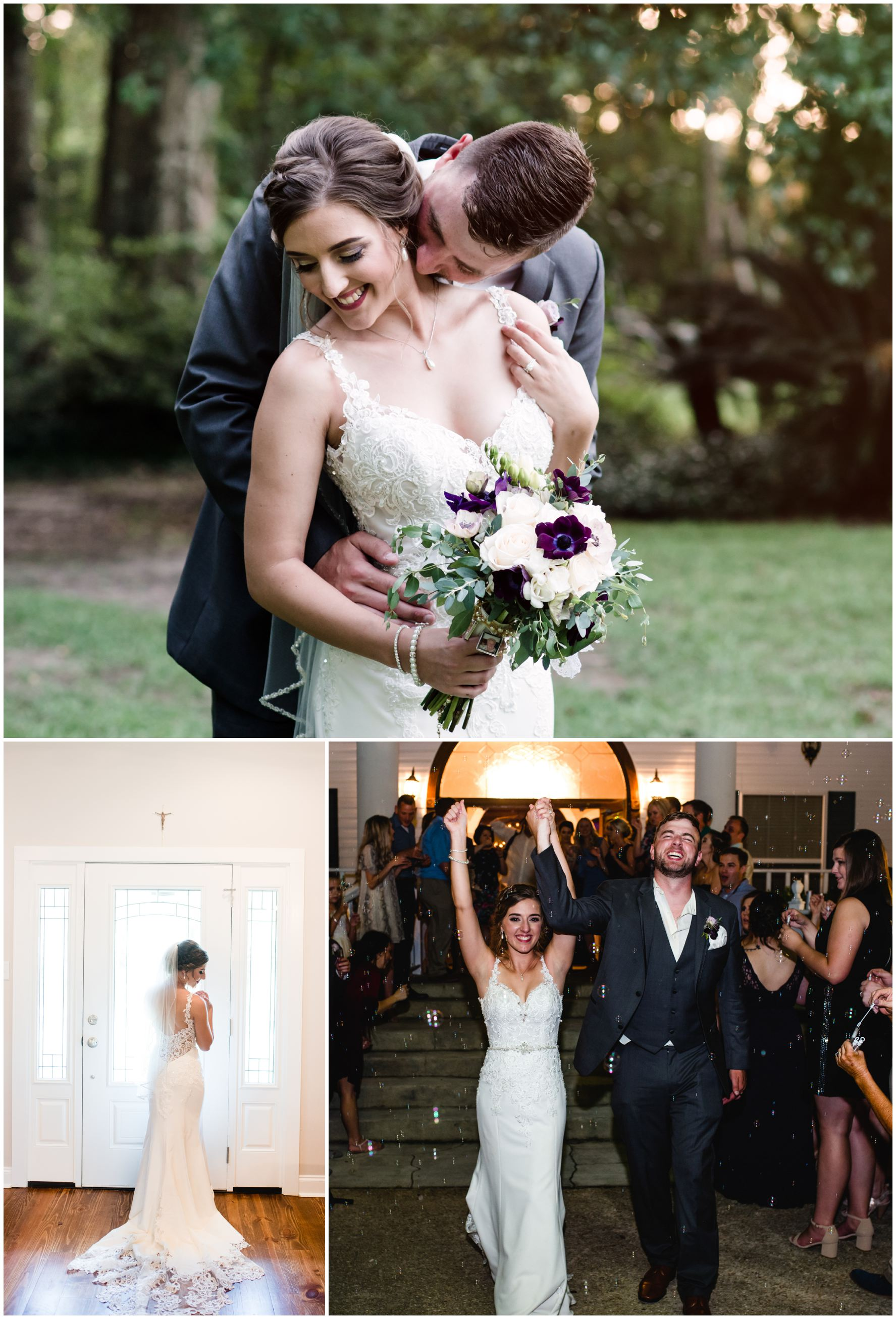 """Our wedding was more perfect than I could have imagined and I am so glad you were able to capture our special day! The photos are absolutely stunning. Josh, my parents and I just looked at them and we all loved every single picture! Loved working with you! You and your assistant were miracle workers."" Brittne'"