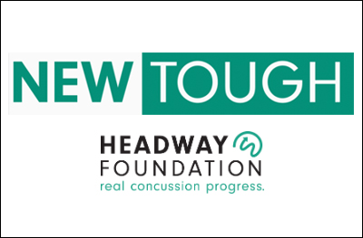 """Headway Foundation - The Headway Foundation has an innovative """"New Tough"""" program, as well as information and support for athletes with concussions."""