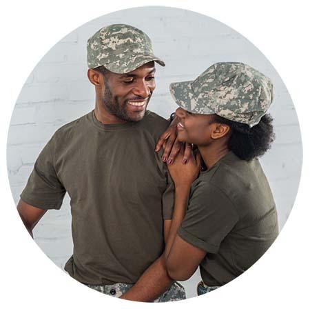 Service Members and Veterans