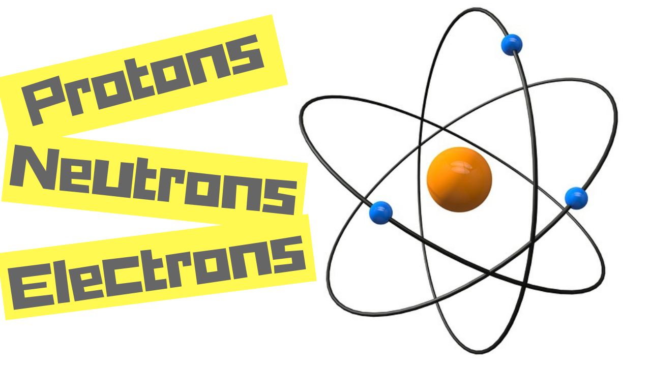 What are Protons, Neutrons, and Electrons