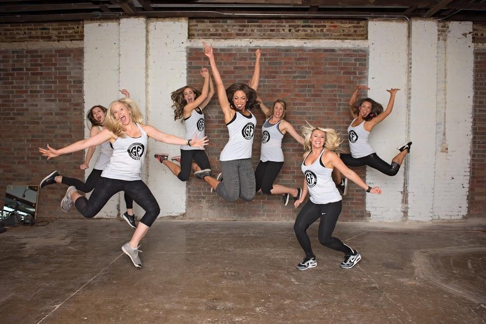 Of course Danielle looks amazing.. dancers...LOL