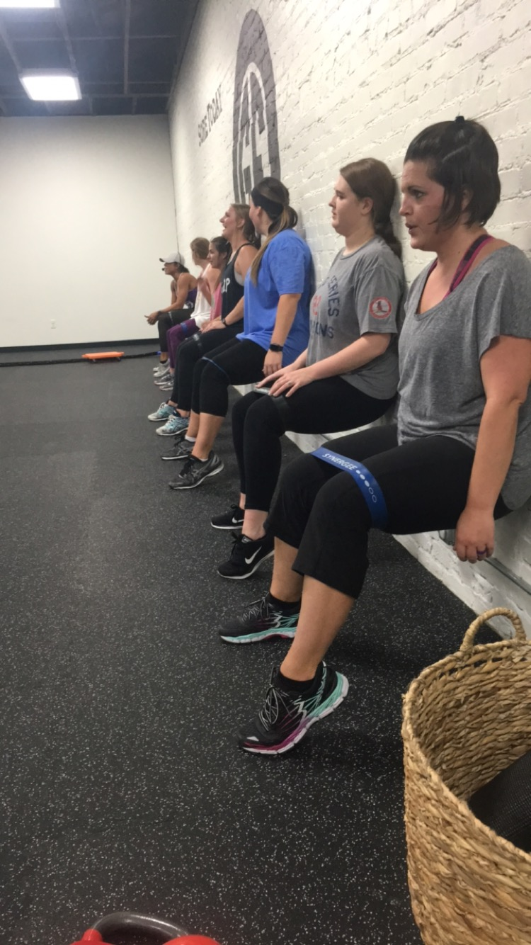 Group fitness because it WORKS. Friends make fitness fun!