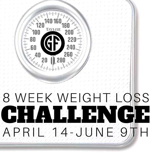 Wanting that jumpstart to a healthier, happier you? 🤗 Our 8 week Weight Loss Challenge has all the tools to get you there!  It's time to invest in YOU. 8 Week Weight Loss Challenge starts April 14th. Get ready to FEEL the difference once you learn how your body is meant to use food and move 👊  What's included: -10 Class Pass -Biweekly Weigh-in and measurements -Membership in private FB group -FB Live event with our Registered Dietician -Learn how to utilize My Fitness Pal -Personalized daily calorie range -Nutrition Manual -Access to our registered dietitian and nutrition certified trainer -Sample Spark Stick $150 Total—Sign up on or before April 7th 🤗 Meeting April 14th at 4:30pm. You ready? Sign up using the link in the comments!  #weightlosschallenge #wherecouldyoube #gloverfitness #letsdothistogether #accountability