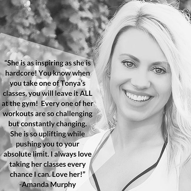 •T O N Y A• Our words of empowerment, early riser, most amazing cook, combo power move—QUEEN👸🏼 . . . Have you had the opportunity to take one of Tonya's amazing classes? If not, you should! We are so thankful she has been a part of our Glover family since day one💕 #gloverfitness #instructor #womenempowerwomen #fitlikeaglover #gloverlover #conwayfitness