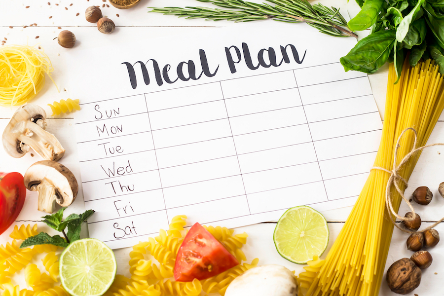 - Contact us now to have a meal plan designed for your needs.