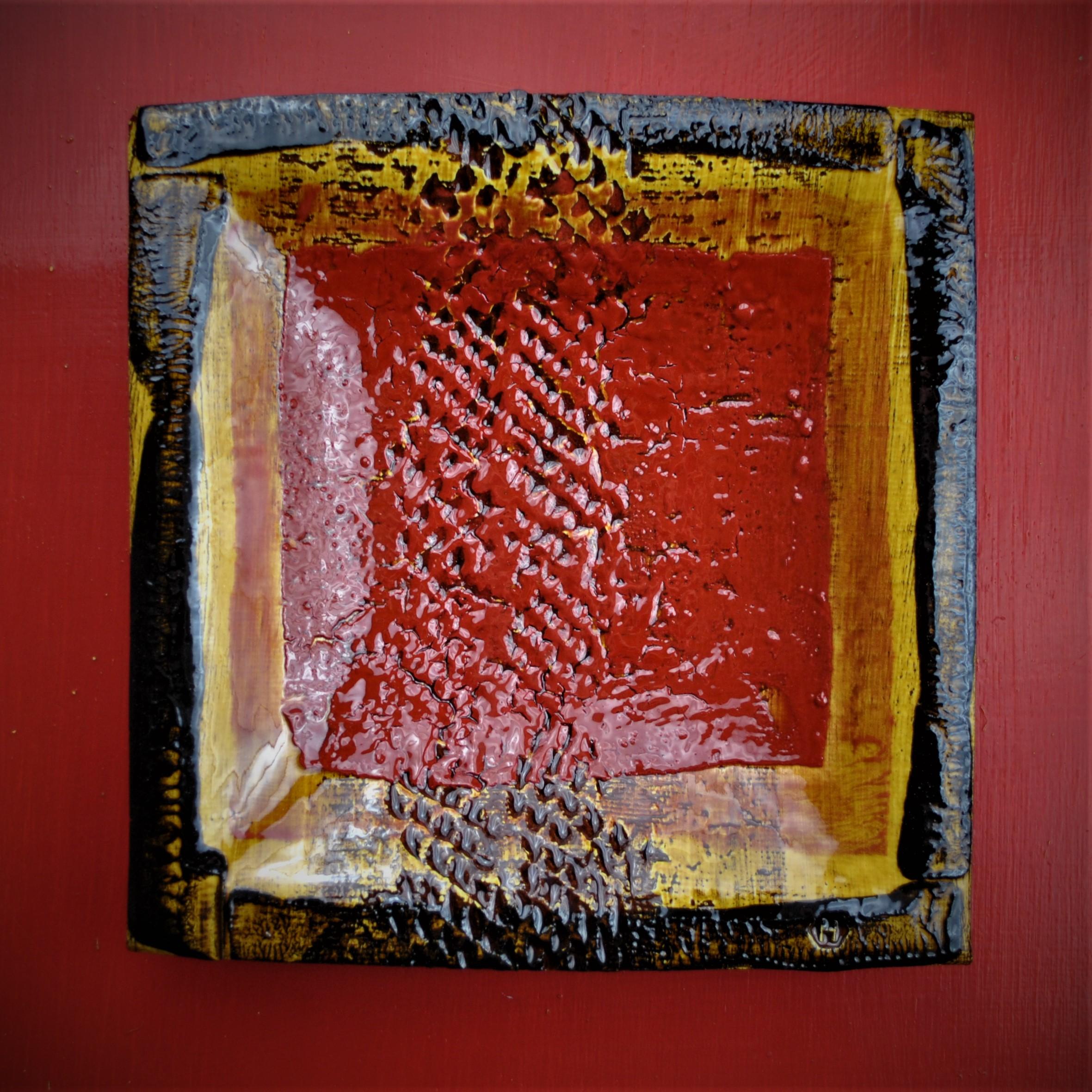 Red square (2018) Dave Harper