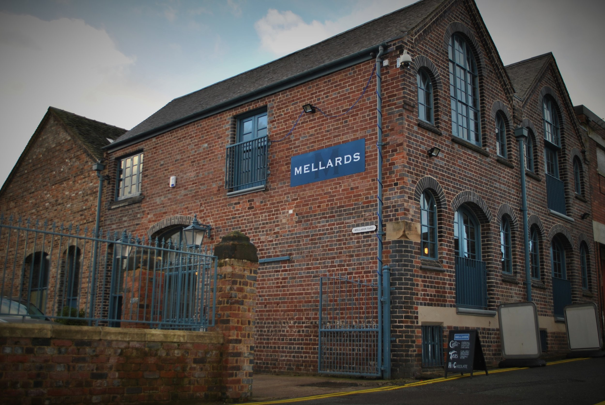 Mellards - Newcastle-under-Lyme