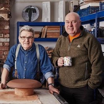 Mike Cain & Dave Harper