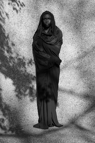 Rashida, Digital Pigment Print on Hahnemühle Photo Rag Fine Art Paper, 60x40cm, Edition of 5+1AP, 2012