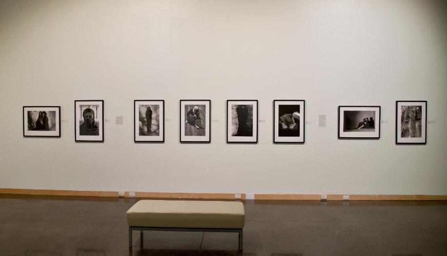 Installation Shot, Colorado College, Colorado, USA, Spring 2015