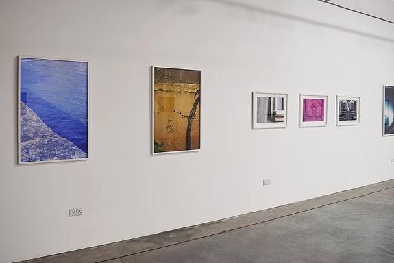 Installation Shot, JAMM Art Gallery, Dubai, UAE, Winter 2015