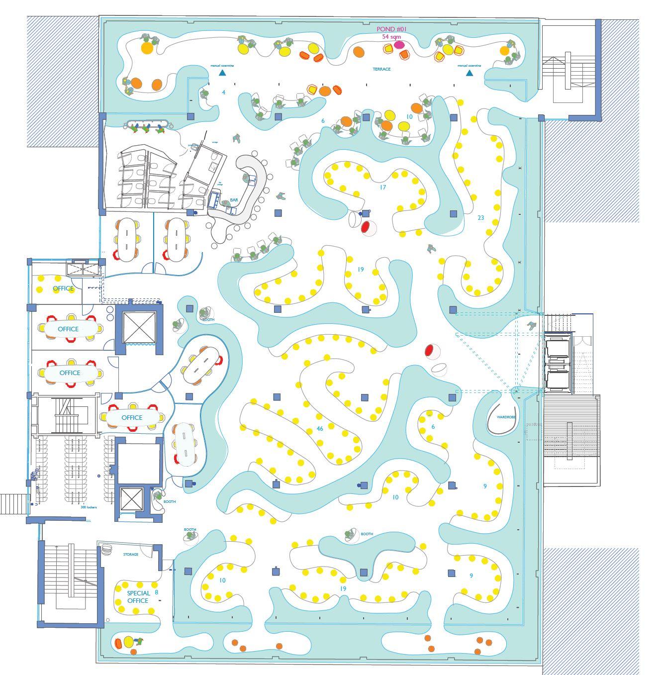 Plan by Selgascano