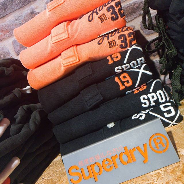 #Superdry #newcollection #summer2k19 #picoftheday