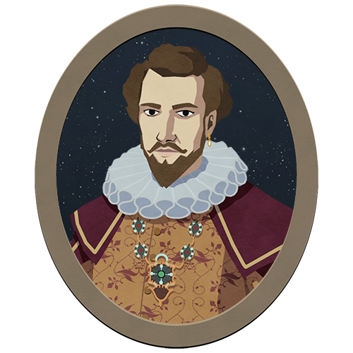 Lancelot Moore - Lancelot Moore, son of a wealthy London family, is an accomplished wooer of ladies. His approach to courting largely relies upon a combination of good looks and terrible love sonnets. Moore seeks Doctor Forman's advice on how to manage his various romantic entanglements.