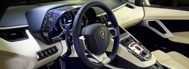 The  iEV  Lamborghini Aventador  Coupe is Custom made and the specification and Futures like speed and range can change following the customer request , However the interior design and body shape is not change.
