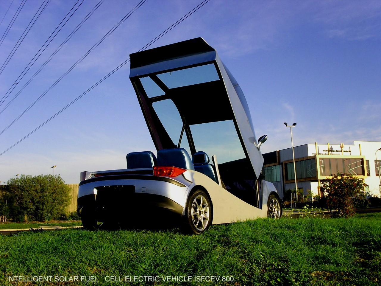 iEV 800 with Flexible body - Melbourne Australia