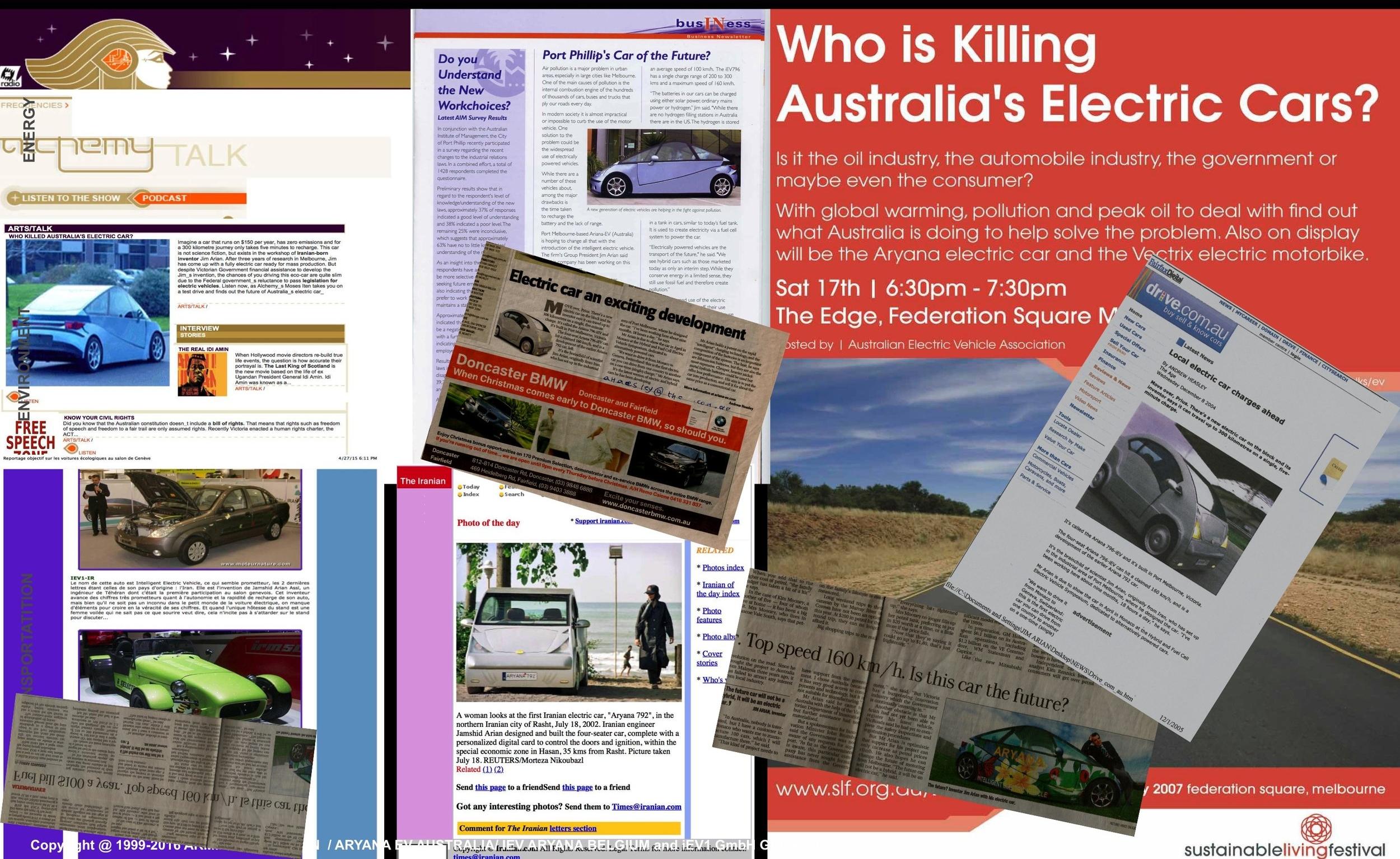 NEWS IN AUSTRALIA -