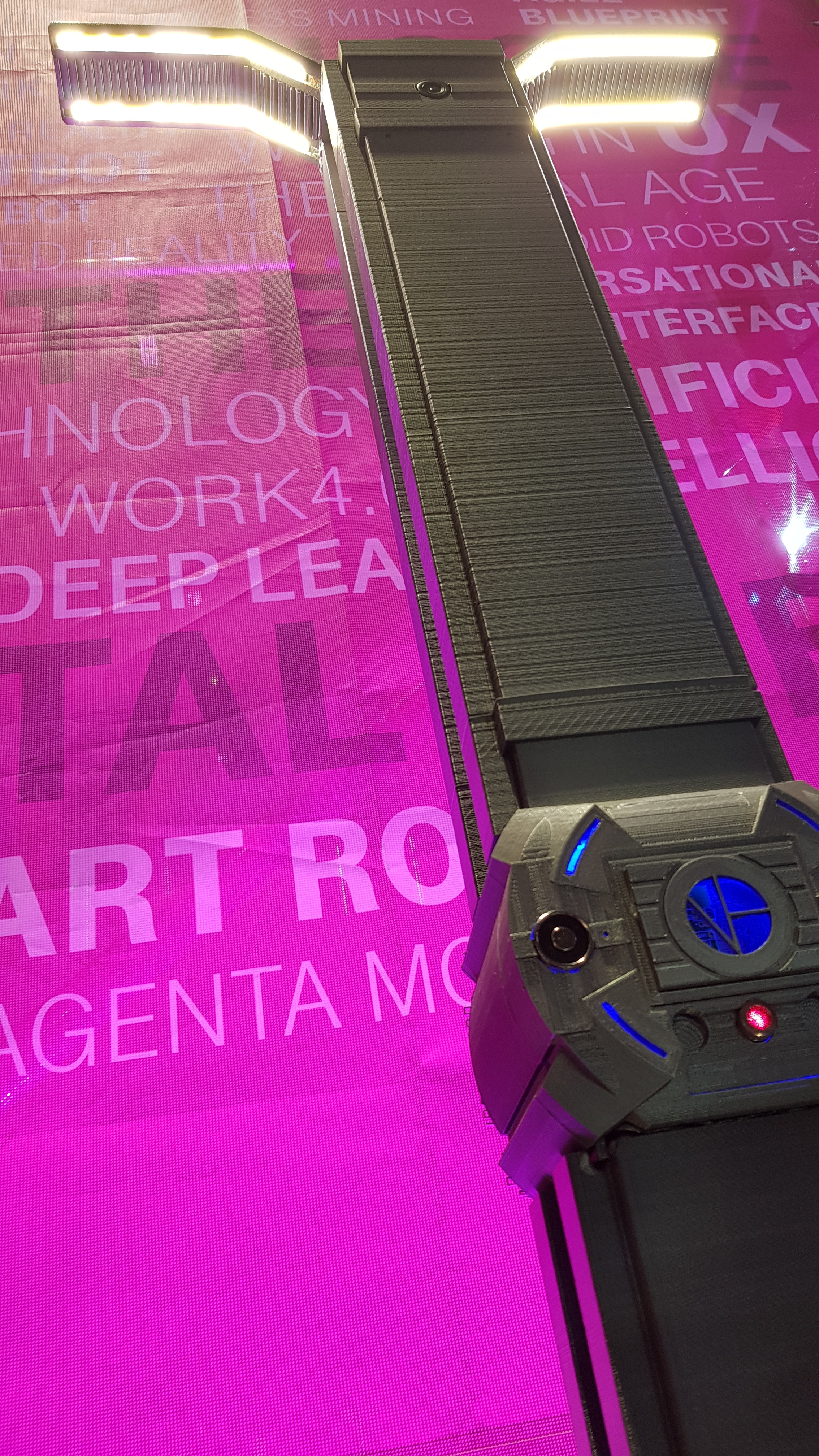 The iEV Robotic Charging System - innovation by iev1gmbh We are here at DIGITAL 2018 on 07.08 November cologne Germany- iEV1 GmbH stand number 1 .https://www.digital18.deSpECIAL thanksto TeleKom Deutscheland