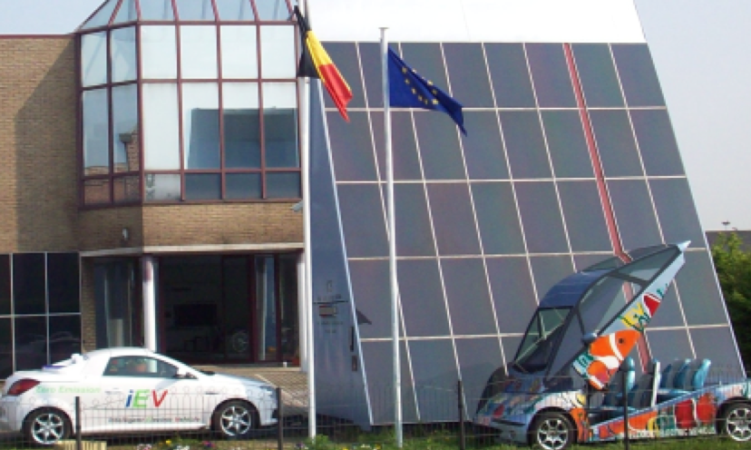 Intelligent Charge Station - The first Intelligent Charge Station in Europe was established in Brussels-Belgium, in 2008-2009, as part of the E4 program.