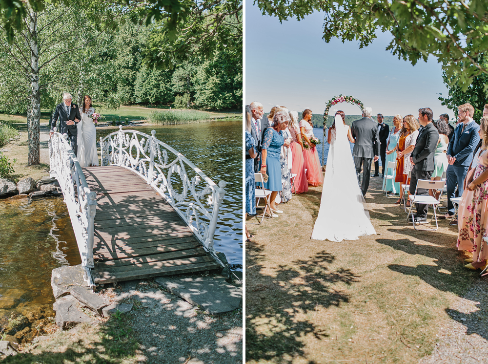 Bröllop Ljungby Bröllopsfotograf Växjö Halmstad Fotograf