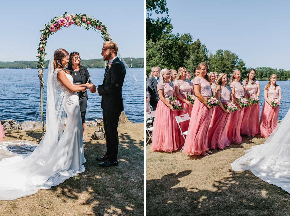 Bröllopsfotograf Ljungby Fotograf Bröllop Växjö Halmstad