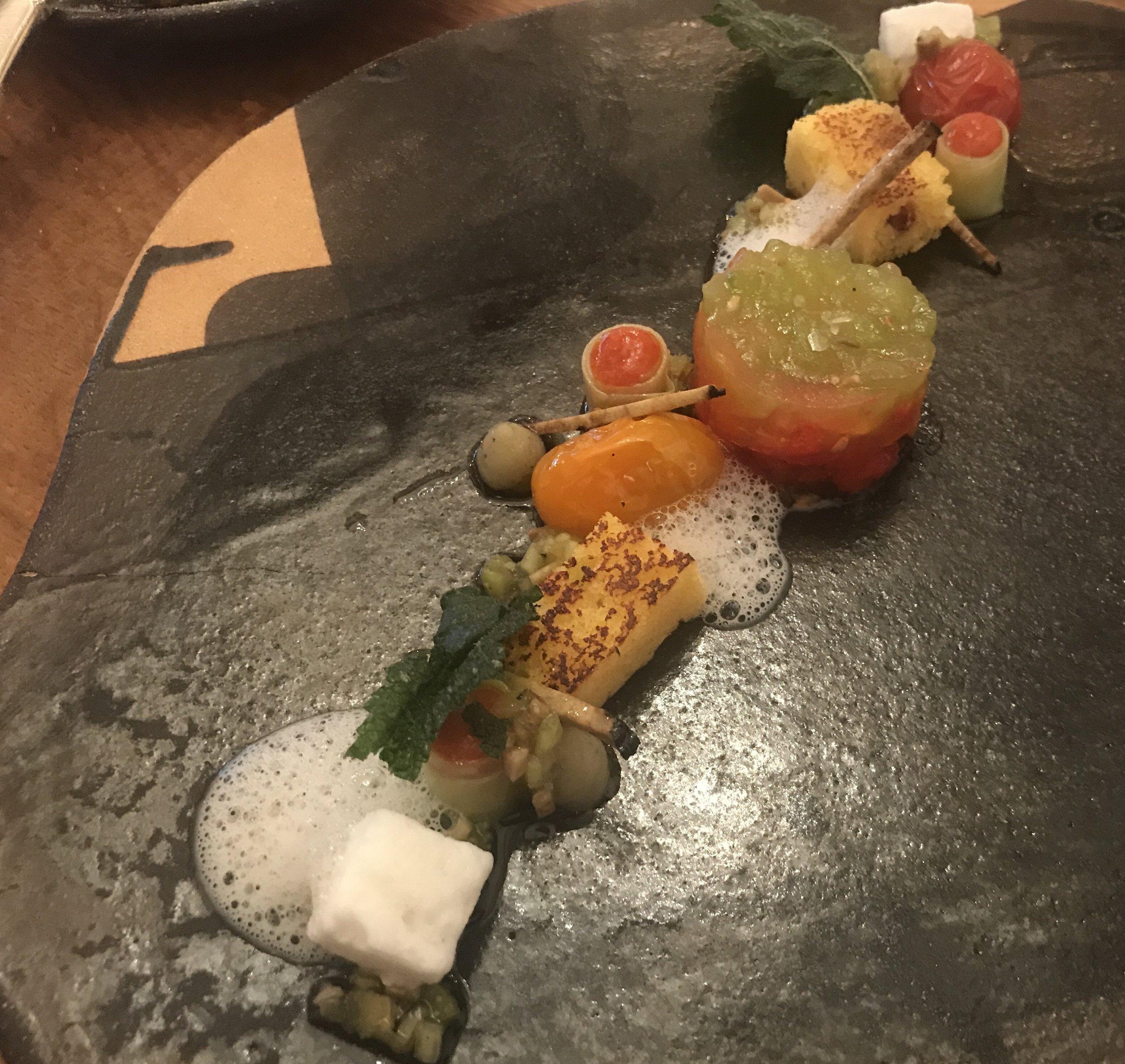 Tomato and Hogweed, Maison Jenet