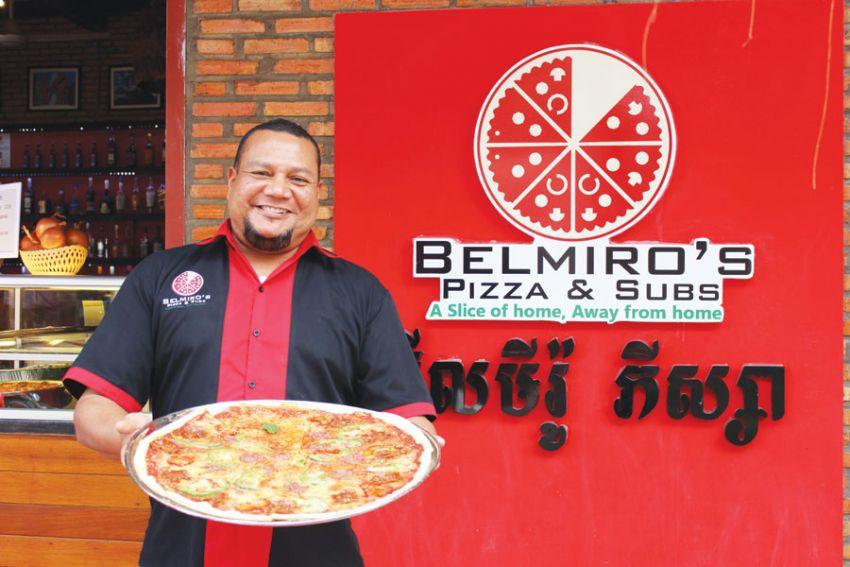 Belmiros Pizza Siem Reap