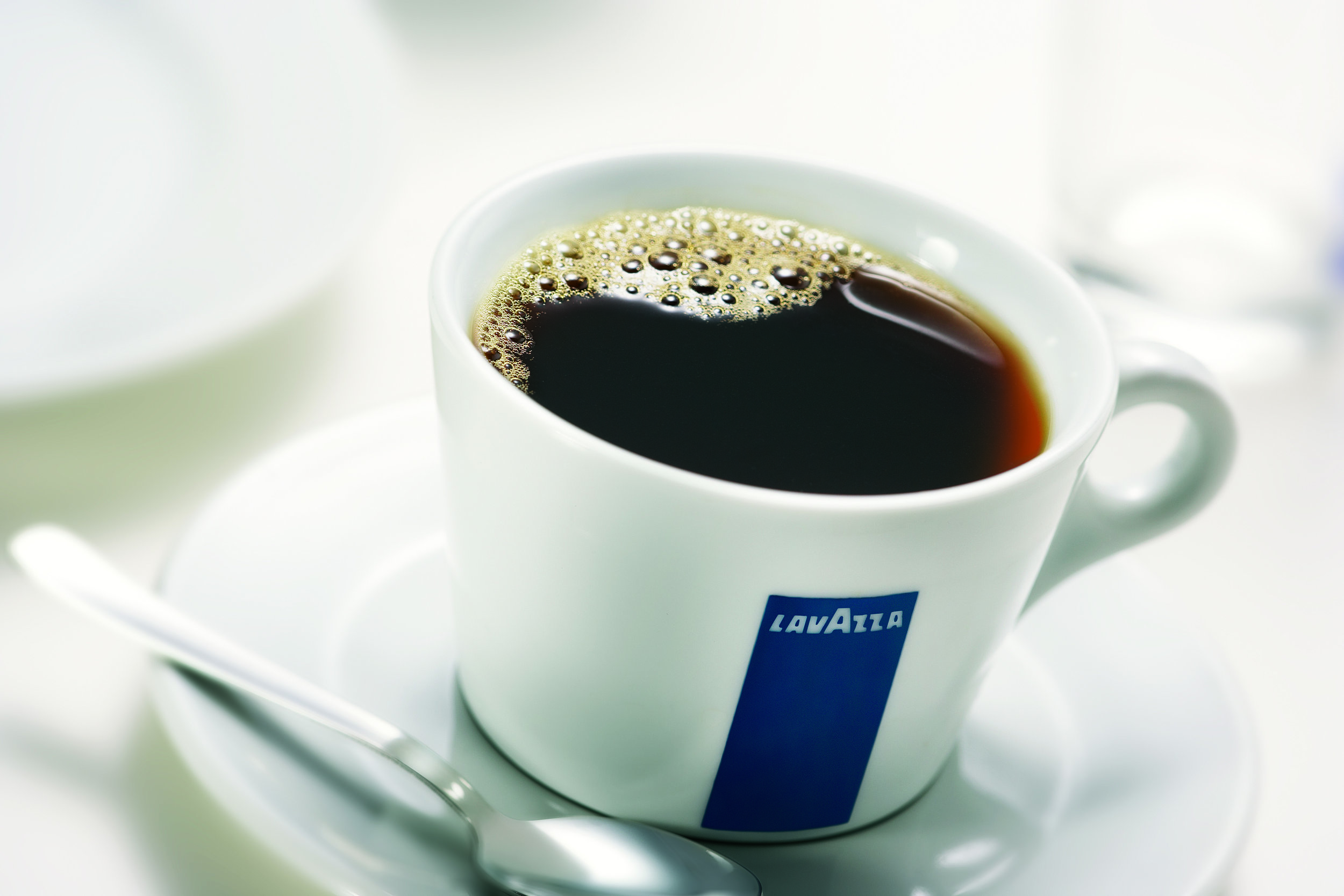 PROUDLY SERVING LAVAZZA