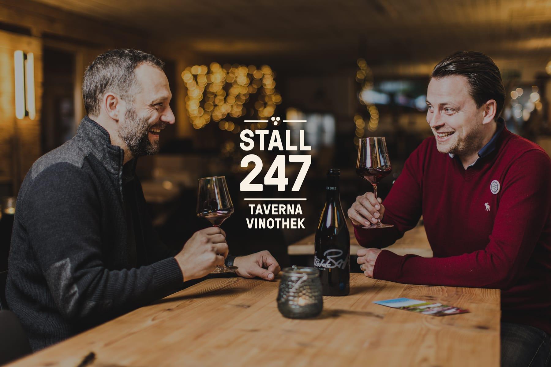 Stall 247 – Maienfeld